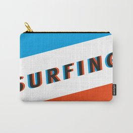SURFING 3D Carry-All Pouch