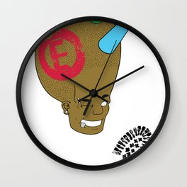 EGO Liberty Spikes Wall Clock