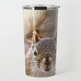 Squirrel Travel Mug