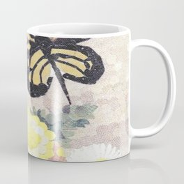 Butterfly Visit Coffee Mug