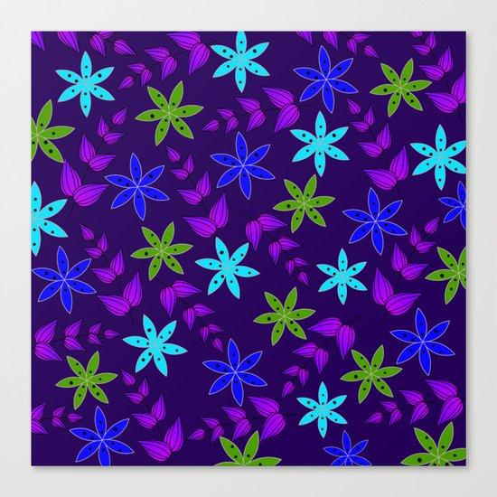 Pattern Q Canvas Print