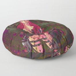 Attack On Titan - Levi Ackerman (Version 4/5) Floor Pillow