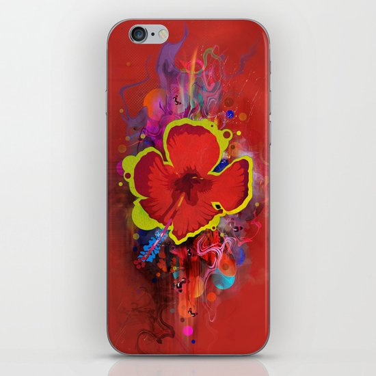 What the Flux... iPhone & iPod Skin