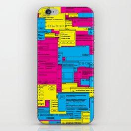 Designer Dialogues AI4 iPhone Skin