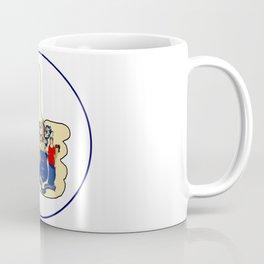 Thumbs Up New Jersey Coffee Mug