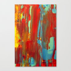 Abstract Painting 1 Canvas Print