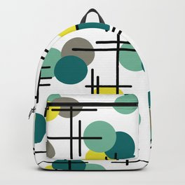 Atomic Age Molecules Backpack