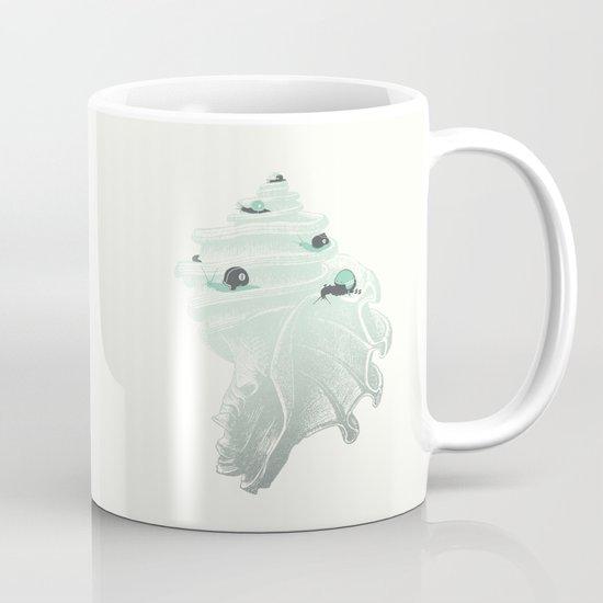 Race for the Prize Mug