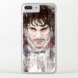 Mr Graham Clear iPhone Case