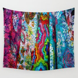 Gypsy Rags Wall Tapestry
