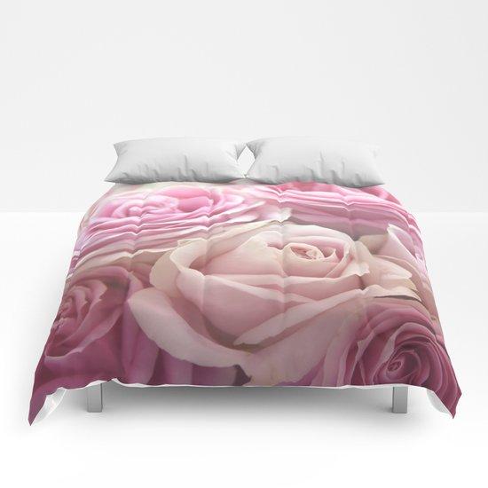You Make Me Blush Comforters