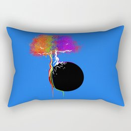 Abysmal Dream Rectangular Pillow