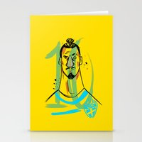 zlatan Stationery Cards featuring ZLATAN 10 by AG Abreu
