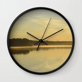 Good Morning Howell Wall Clock