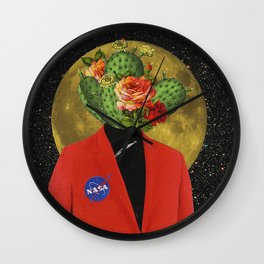 SPACE PROM Wall Clock