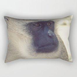 Vintage Africa 20 Rectangular Pillow