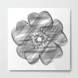 Infinite Bloon Metal Print
