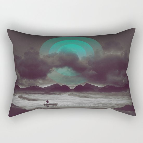 Solivagant Rectangular Pillow