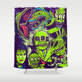 It's Showtime Shower Curtain