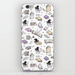 Wizard's Library iPhone Skin