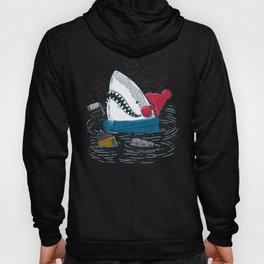 Great White North Shark Hoody