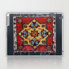 Antique Carpet Sadle Bag Laptop & iPad Skin