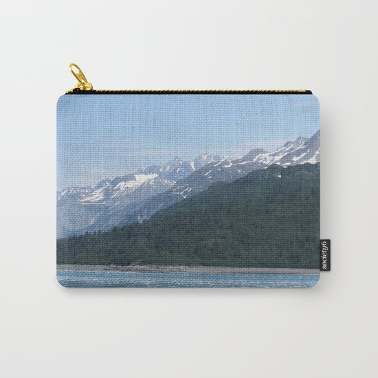 Alaskan Mountainview Carry-All Pouch