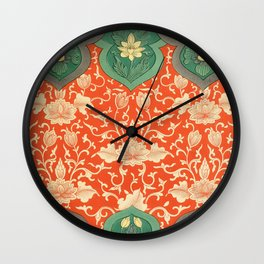 Examples of Chinese Ornament XCIV Wall Clock
