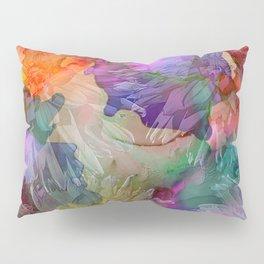 Dahlias Pillow Sham
