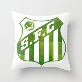 Football Club 22 Throw Pillow