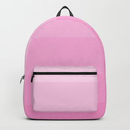 Soft Pastel Pink Hues - Color Therapy Backpack