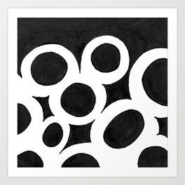 Capillary Action I Art Print