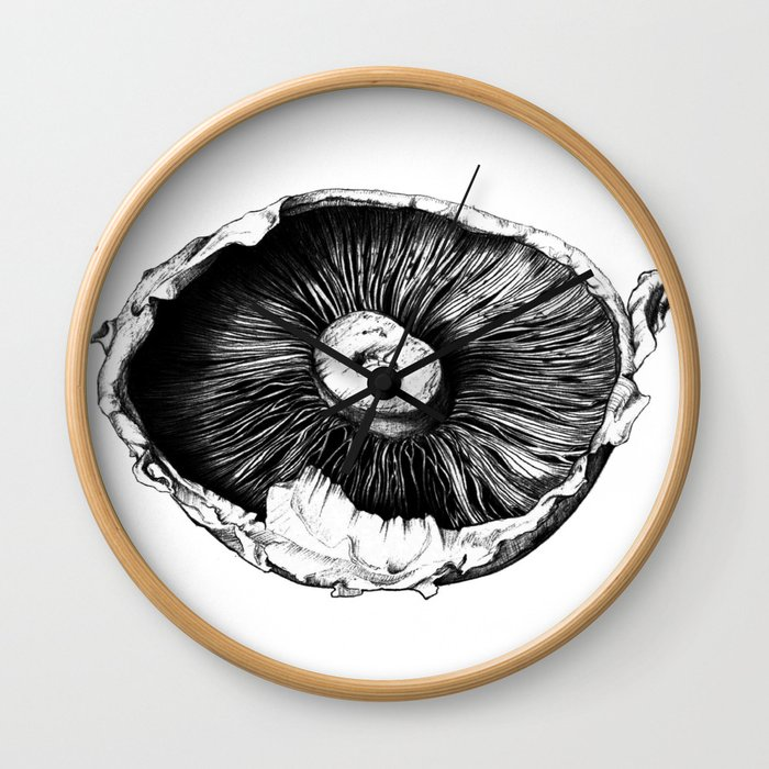 mushy dreams  Wall Clock