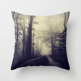 Neverland Revisited Throw Pillow