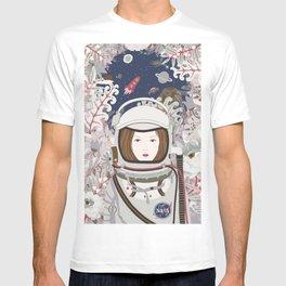 Lady Astronaut T-shirt