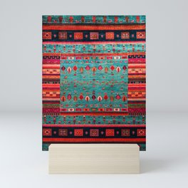 Anthropologie Ortiental Traditional Moroccan Style Artwork Mini Art Print