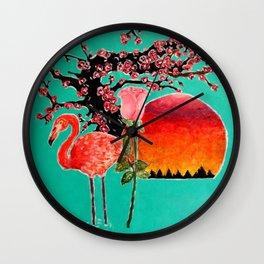 Little Grace Wall Clock