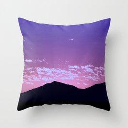 SW Mountain Sunrise - I Throw Pillow