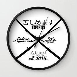 Veks1337 Wall Clock