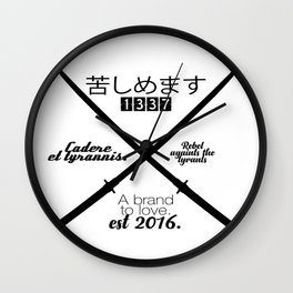 Veks1337 Wall Clock