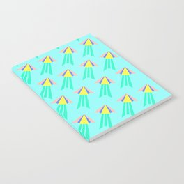 Tictoc Jellyfish Notebook