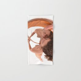 5399-KD In Love With Myself, Naked Reflection of Beauty Hand & Bath Towel
