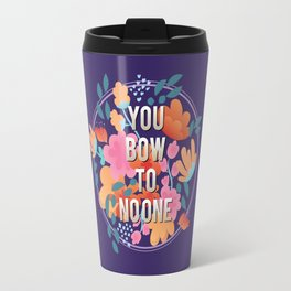 Bow Travel Mug