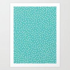 Dots. Art Print