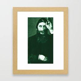 Rasputin 1 Framed Art Print