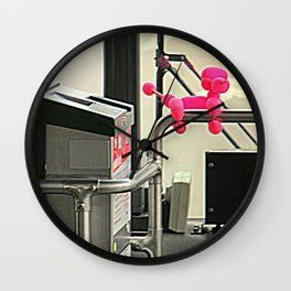 ...And Have A Nice Day Wall Clock