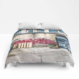 Around Back Comforters
