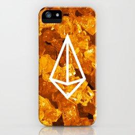 Jasper Candy Gem iPhone Case