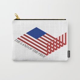 """""""The Land of the Free"""" Carry-All Pouch"""