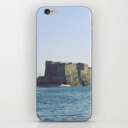 Naples, Castel dell'Ovo iPhone Skin